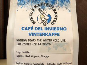 Café del Invierno